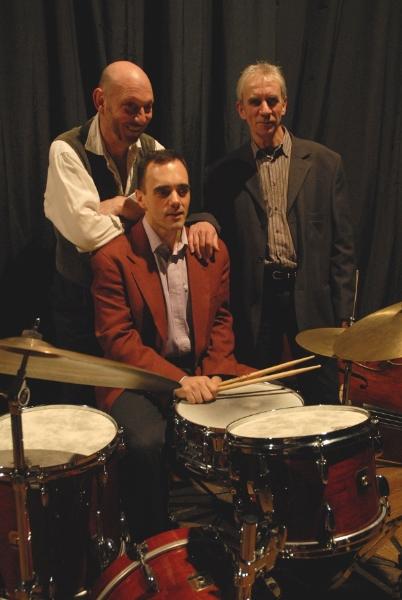 Manu, Gilles et Carl
