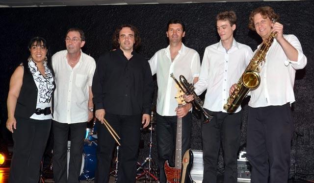 Un zeste de Nougaro en concert