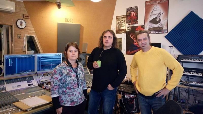 avec Véronique Mula et JC Gautier