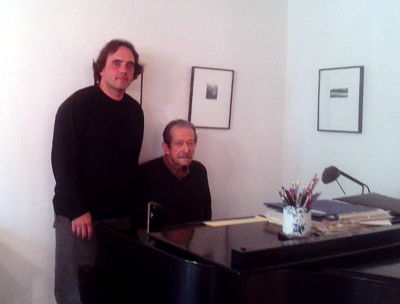 avec Ben Aronov