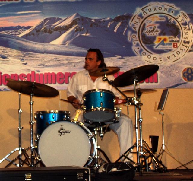 concert à Isola 2000