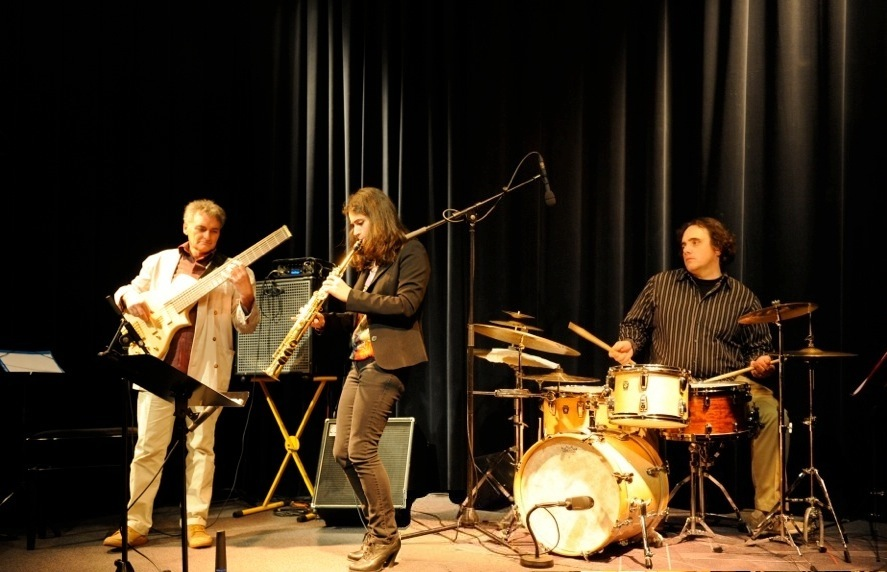 avec le Montoyat Jazz Project