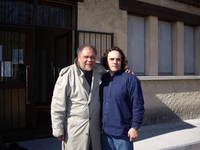 avec Keith Copland